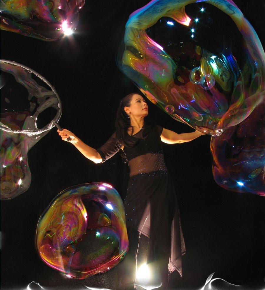 Home Gazillion Bubble Show