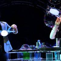 Inside Off-Broadway: Gazillion Bubble Show